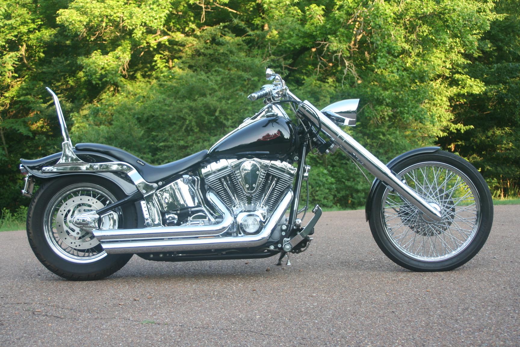 Chopper Kit Harley Davidson Chopper Kits 9 Deg 14 Deg