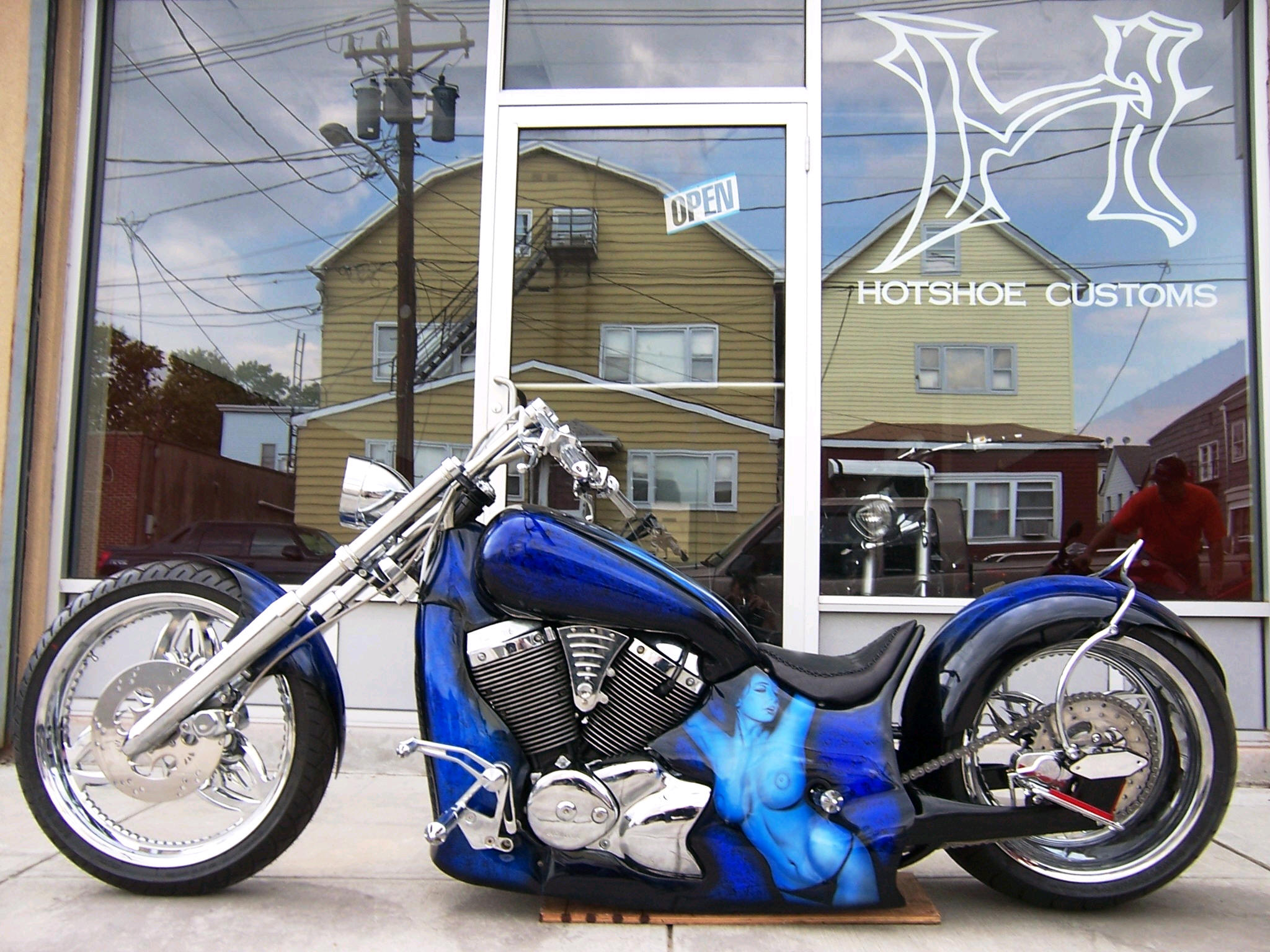 Chopper Kit Honda Photo Gallery