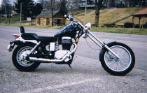 AME CHOPPER KITS FOR: SUZUKI MOTORCYCLES