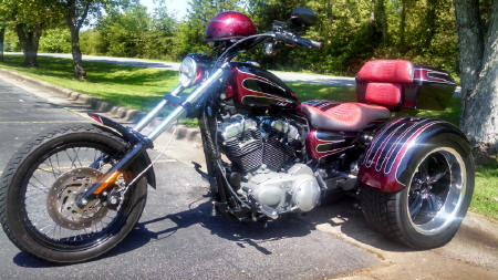 Chopper Kit - Harley Davidson Photo Gallery