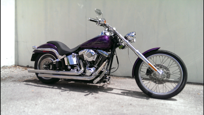 Chopper Kit - Harley Davidson Photo Gallery