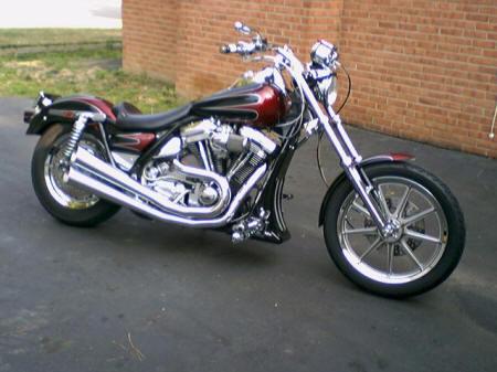 Chopper Kits For Harley-Davidson® FX, FXR Models