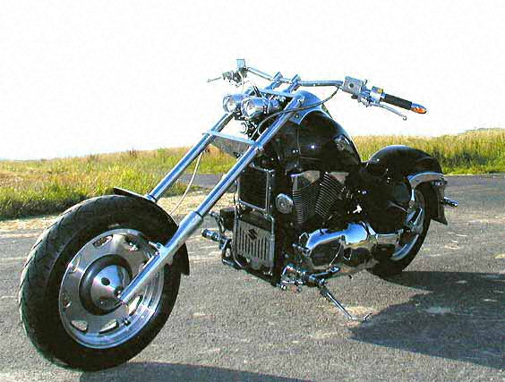 AME CHOPPER KITS FOR: SUZUKI MOTORCYCLES