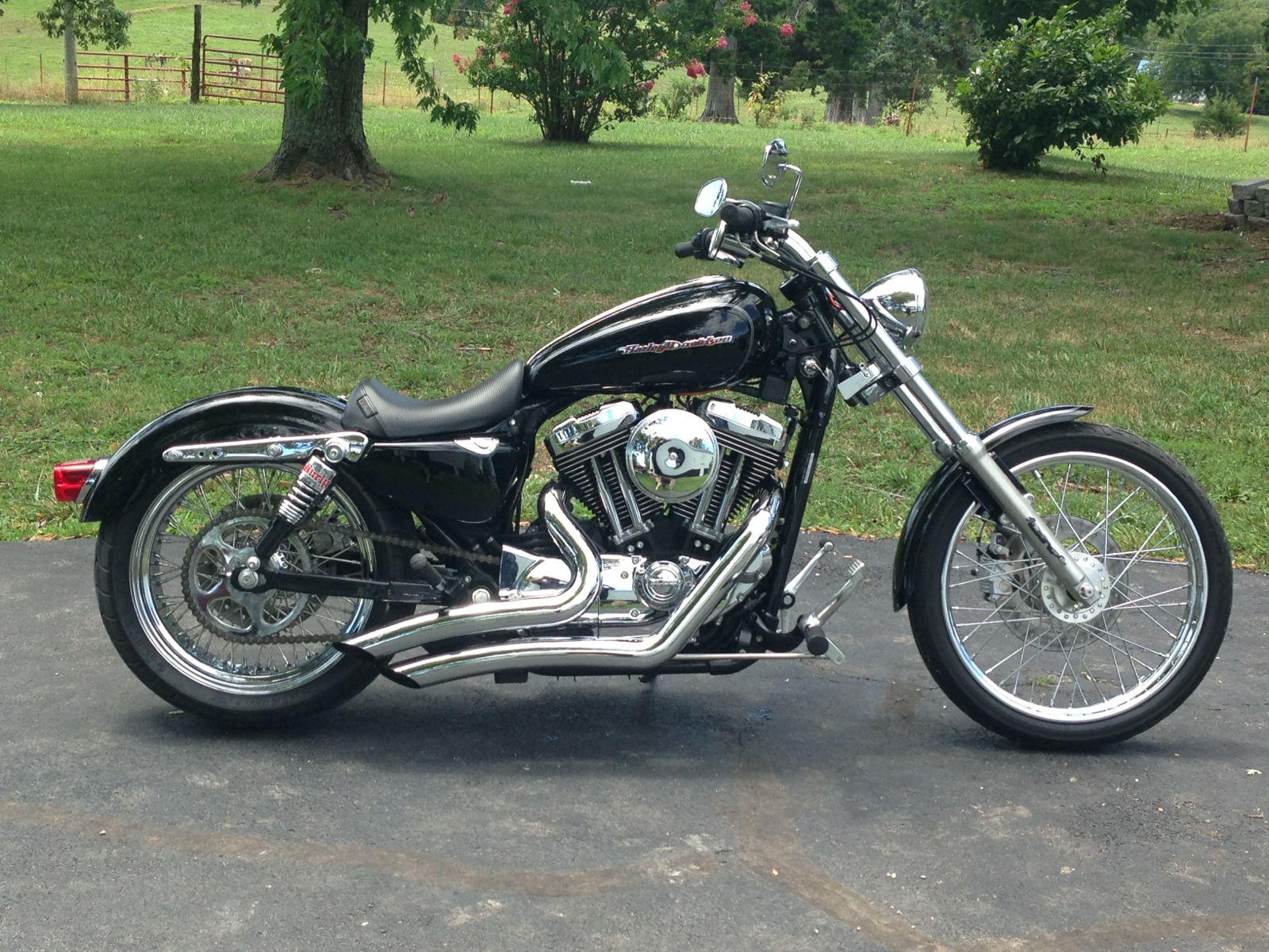 Chopper Kits For Harley-Davidson® Sportster Models