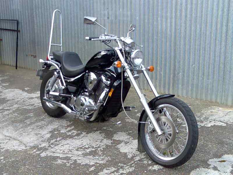Chopper Kit - Suzuki Photo Gallery