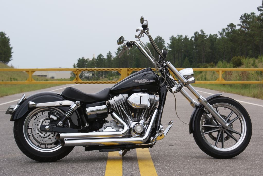 2008 Harley 174 Dyna Fxd 14 Degree With 2 Quot Over Stock Tubes