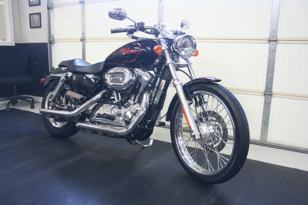 2009 Harley-Davidson® SPORTSTER 1200 CUSTOM FOR SALE